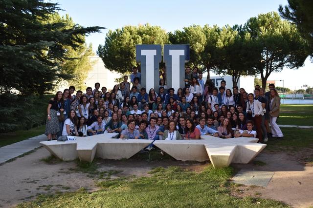 DSC 0535 1 Easy Resize.com  Jornada de Inicio de Curso ELU: La felicidad solo es real cuando es compartida Estudiar en Universidad Privada Madrid