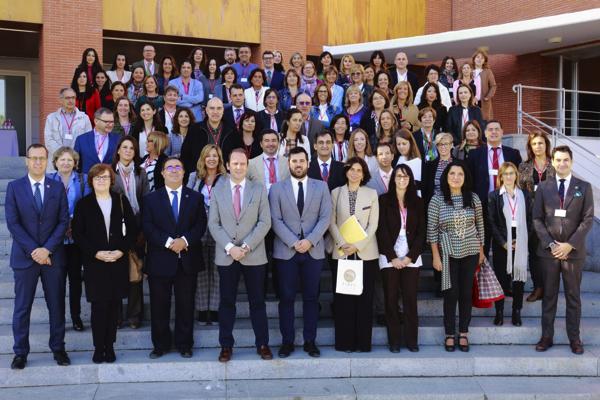 IMG 20191028 WA0008 Ana Mezquita participa en el XVIII Encuentro de responsables de Protocolo y Relaciones Institucionales de Universidades Españolas Estudiar en Universidad Privada Madrid