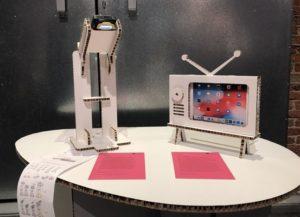 IMG 3979 Easy Resize.com  e1570606329689 Dos alumnos del Grado en Diseño participan en la exposición Love Cartón 2019 Estudiar en Universidad Privada Madrid