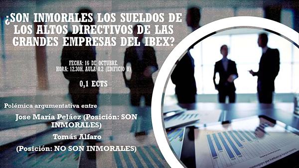 Son inmorales los sueldos de los altos TOMAS ALFARO1 page 0001 ¿Son inmorales los sueldos de los altos directivos del IBEX?