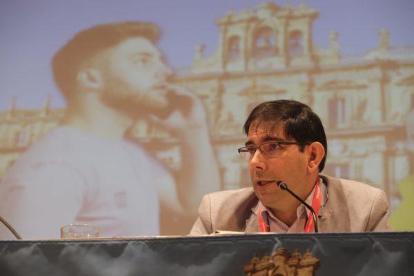 %name Isidro Catela participa en elV Congreso de Religión en la Escuela en Salamanca Estudiar en Universidad Privada Madrid