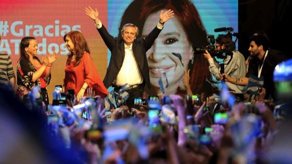 %name La profesora UFV Amalia Faná analiza los resultados de las elecciones en Argentina tras el triunfo de Alberto Fernández