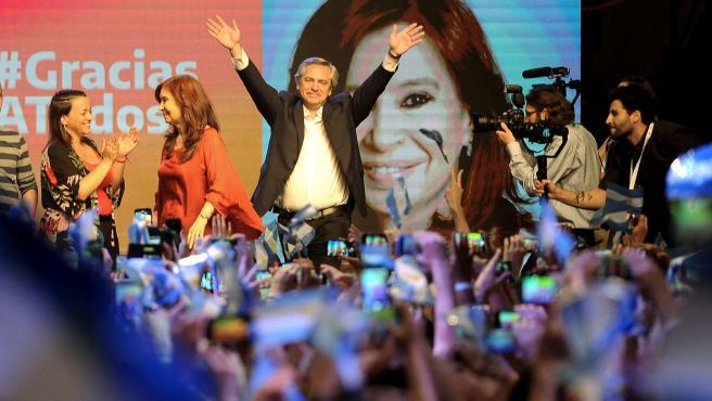%name La profesora Amalia Faná analiza los resultados de las elecciones en Argentina tras eltriunfo de Alberto Fernández