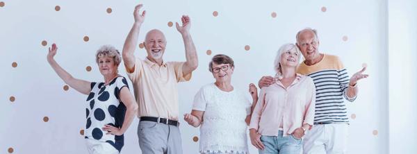 me apunto a club de jubilados La jubilación reduce un 27% los síntomas depresivos de los españoles entre 65 y 77 años, según el estudio UFV Jubillennials