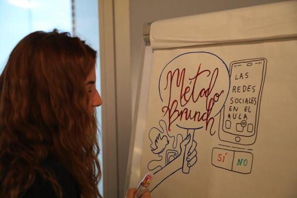 %name Método Brunch: ¿deben ser las redes sociales parte del aula? Estudiar en Universidad Privada Madrid