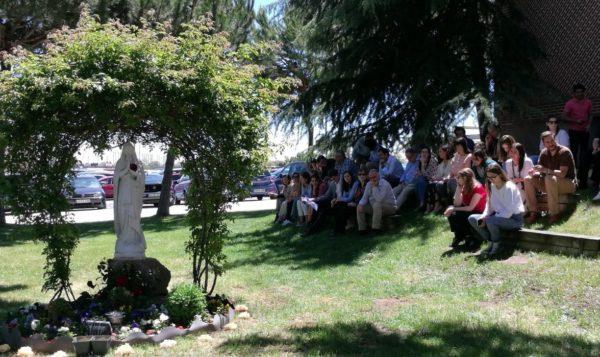 thumbnail IMG 20190513 134511 e1570792511545 ¿Quieres conocer más y mejor a la Virgen María? Estudiar en Universidad Privada Madrid