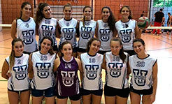 voley femenino web 1 246x149 Deportes UFV Estudiar en Universidad Privada Madrid