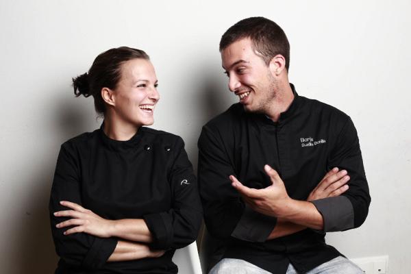 2211 1 El restaurante Tula, de la alumni Clara Puig y Borja Susilla, obtiene su primera estrella Michelin