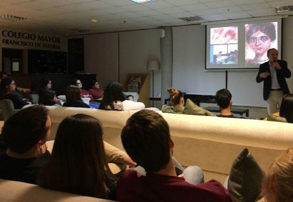 8782b86a 9ca3 4265 b38f f61e693f7a44 e1573040811448 El Colegio Mayor inaugura su ciclo anual de encuentros, que este curso tiene por tema El Futuro de las Ciencias Estudiar en Universidad Privada Madrid