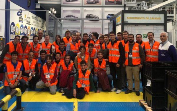 9d24b756 52ba 49a9 9a03 c41b804cd72f e1574246049536 Alumnos de 2º del Grado enIngeniería en Sistemas Industriales visitan Grupo Antolín Estudiar en Universidad Privada Madrid