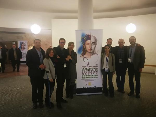 Captura de pantalla 2019 11 15 a las 10.23.37 La UFV participa en la XXIV edición del congreso de la Sociedad Española de Educación Médica