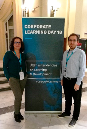 Corporate Learning Day 18 Novedades