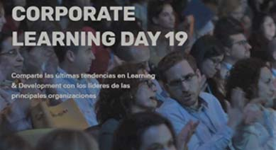 Corporate Learning Day 19 Novedades