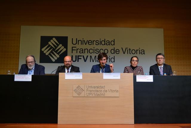 clausura2 Easy Resize.com  Más de 200 personas acuden al I Congreso Internacional de Naprotecnología celebrado en la UFV este fin de semana