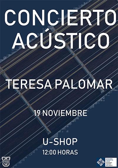 concierto acustico U Shop Cultural