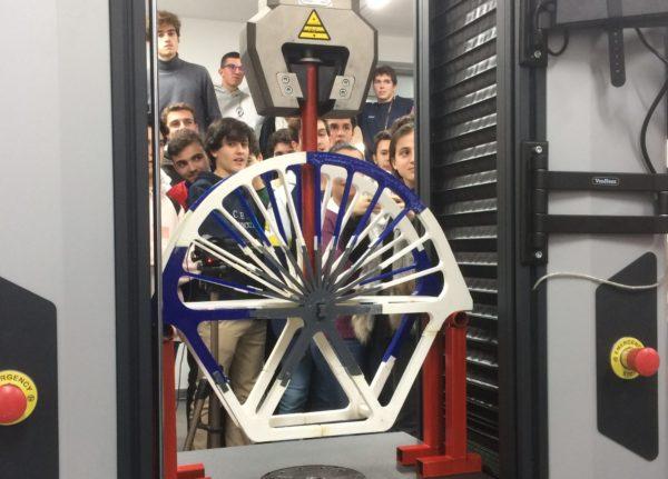 %name El Grado en Ingeniería de Sistemas Industriales organiza un taller de impresión 3D Estudiar en Universidad Privada Madrid