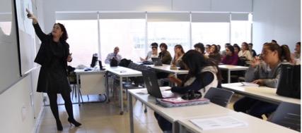 taller5 El Centro de emprendimiento UFV organiza el taller Ecosistemas de Innovación y Emprendimiento sobre Desarrollo Sostenible Estudiar en Universidad Privada Madrid