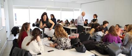 taller52 El Centro de emprendimiento UFV organiza el taller Ecosistemas de Innovación y Emprendimiento sobre Desarrollo Sostenible Estudiar en Universidad Privada Madrid