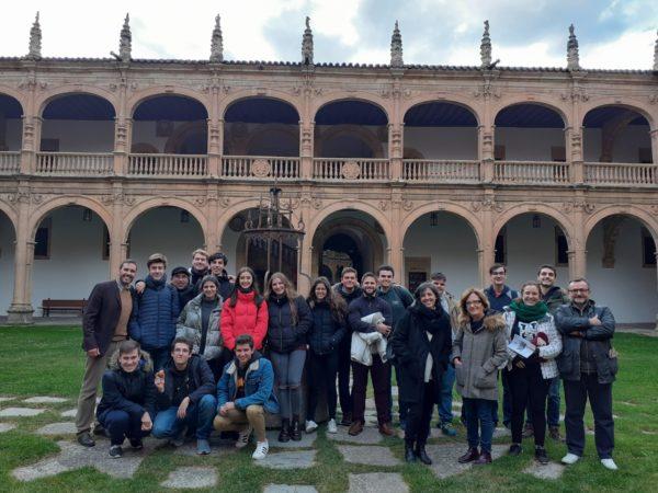 thumbnail 20191127 163807 e1575361830733 Ingeniería Informática e Ingeniería Matemática celebran a su patrono en Salamanca Estudiar en Universidad Privada Madrid
