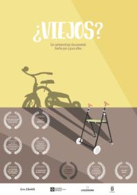 thumbnail image001 e1575993065239 El cortometraje ¿Viejos?, premiado en la V Edición del 12 Months Film Festival de Rumanía