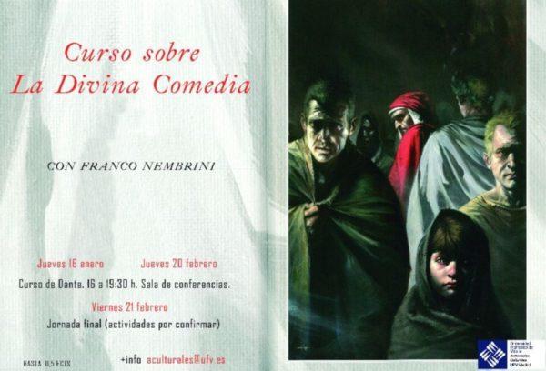 9e8a7b93 1a73 4b05 92ec 6600c1ebb409 e1578652576151 Curso sobre La Divina Comedia a cargo de Franco Nembrini