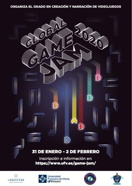 Captura de pantalla 2020 01 17 a las 10.14.21 La UFV acoge un año más el hackathon internacional de videojuegos: Global Game Jam