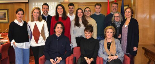 Captura de pantalla 2020 01 29 a las 9.43.47 Tres alumnos de Farmacia UFV participan en los grupos de trabajo del congreso europeo Infarma