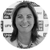 Elena Pedreira Congreso Periodismo Estudiar en Universidad Privada Madrid