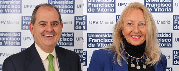 FOTO Inmaculada Puebla e Ignacio Temiño publican un artículo sobre el almacenamiento en la nube en la Revista Internacional de Sistemas Estudiar en Universidad Privada Madrid