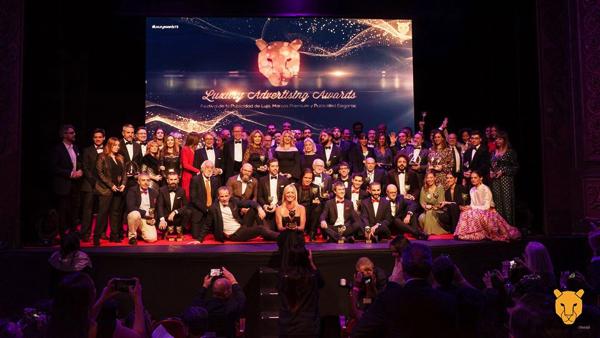 Luxury Awards Pablo Ríos, alumno de Marketing UFV, participa en la organización y protocolo de los Luxury Advertising Awards