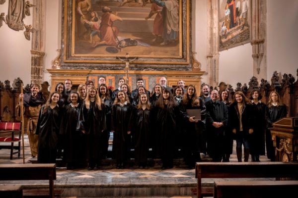 %name El Coro de la Universidad Francisco de Vitoria (Madrid) dará un concierto el sábado en la Catedral Primada de Toledo