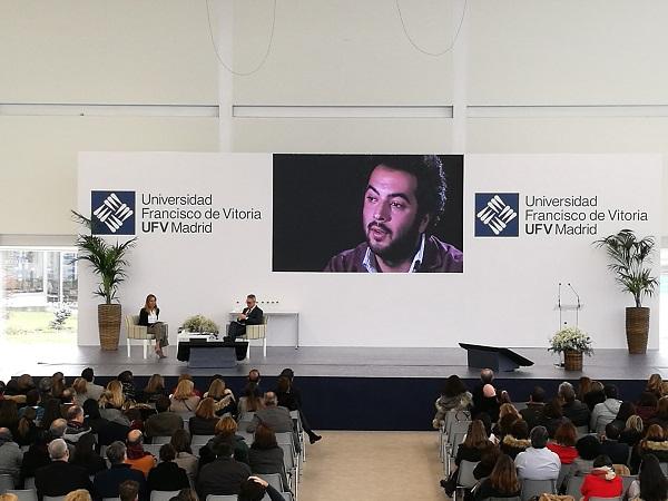 carballo La UFV celebra la XVII Jornada de Santo Tomás reflexionando sobre Las esencias de la UFV Estudiar en Universidad Privada Madrid