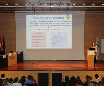 congreso cardio 12jpg 401x333 Congreso Internacional Cardiología 2020 EDICION ANTERIOR 2017 Estudiar en Universidad Privada Madrid