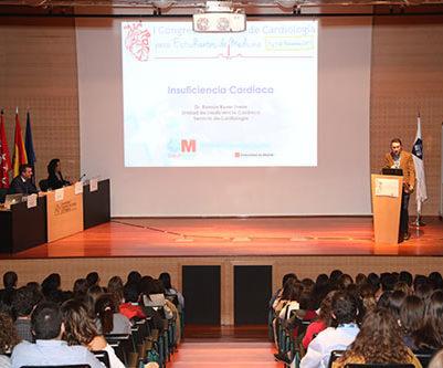 congreso cardio 9jpg 401x333 Congreso Internacional Cardiología 2020 EDICION ANTERIOR 2017 Estudiar en Universidad Privada Madrid