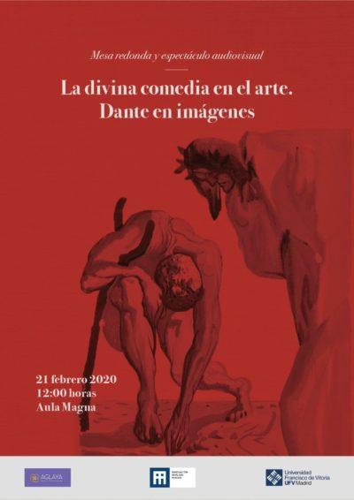 divina comedia ufv e1581940650936 Curso sobre La Divina Comedia a cargo de Franco Nembrini Estudiar en Universidad Privada Madrid