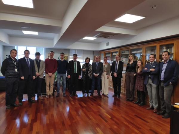 image001 La UFV, presente en la reunión de laRed de Otris Universitarias de Madrid (ROMU)