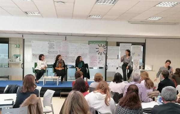 mentorias DON Los mentores de HCP asisten a una jornada de formación sobre la cuarta mentoría Estudiar en Universidad Privada Madrid
