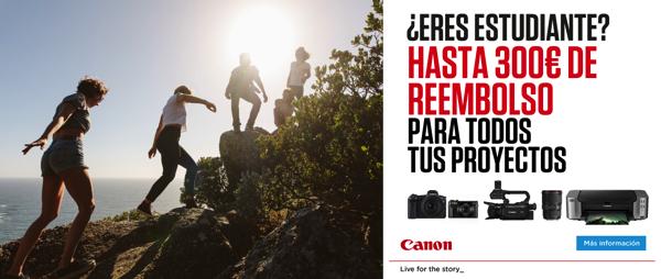 Captura de pantalla 2020 02 10 a las 9.44.13 Hasta 300€ de rembolso por la compra de productos Canon si eres alumno de UFV o CETYS Estudiar en Universidad Privada Madrid