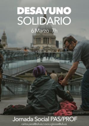 Captura de pantalla 2020 02 21 a las 8.41.41 e1582798434167 El departamento de Acción Social organiza una jornada de Desayuno solidario para PAS y PROF UFV Estudiar en Universidad Privada Madrid