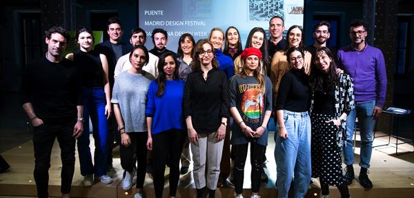 Madrid Design Festival 12 Catara Rego y Daniel Herrera, alumno de Diseño UFV, seleccionados para participar en la Barcelona Design Week este verano
