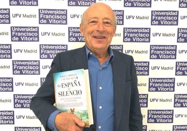 borja cardelus la espana del silencio e1581508079511 Borja Cardelús publica su nuevo libro La España del silencio