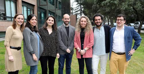 departamento de accion social imagen web Acción Social Estudiar en Universidad Privada Madrid