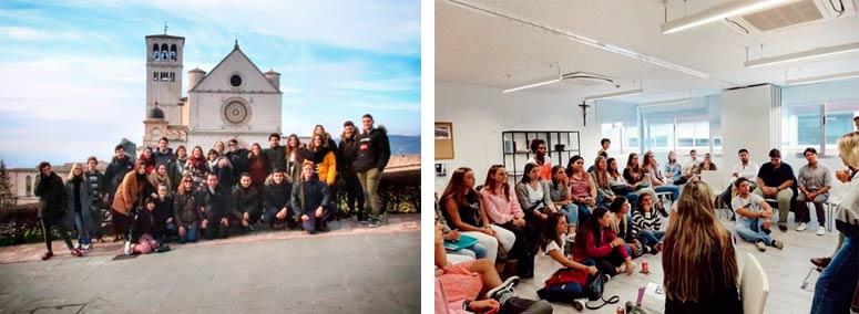 galeria pastoral ufv 2 Pastoral Universitaria Estudiar en Universidad Privada Madrid