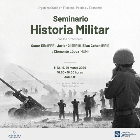 historia militar ufv Seminario de Historia Militar en la UFV