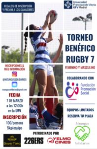 image005 197x300 Participa en los torneos solidarios de rugby, pádel y fútbol 7 durante el mes de marzo Estudiar en Universidad Privada Madrid