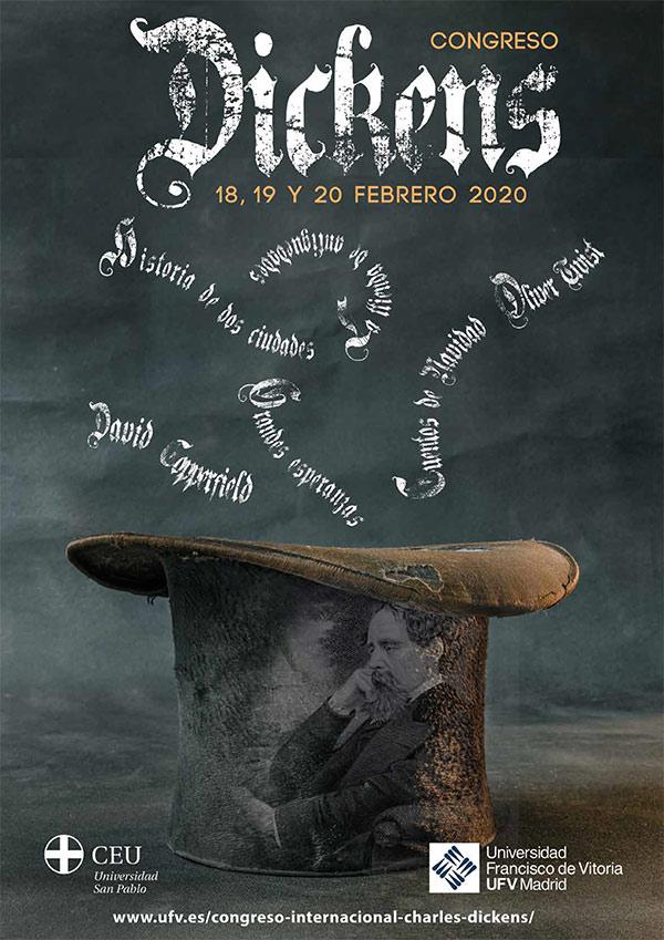 programa dickens Congreso Internacional sobre Charles Dickens en el 150 aniversario de su muerte