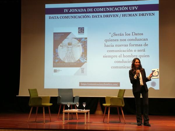 Presentacion Revista Comunicacion y hombre 16 La Revista Comunicación y Hombre celebra su IV Jornada de Comunicación en torno a los datos