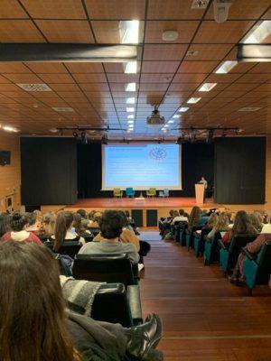 maría mateo charla coronavirus e1583482390318 Información para la comunidad universitaria de la UFV relativa al coronavirus COVID 19 Estudiar en Universidad Privada Madrid