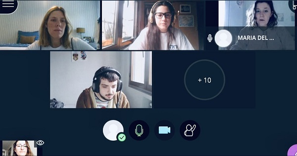 BrunchBoard Delegados Delegados UFV comienza BrunchBoard, un encuentro virtual semanal para compartir experiencias Estudiar en Universidad Privada Madrid