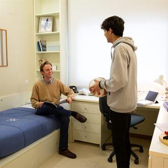 colegio mayor habitaciones 03 330x330 Instalaciones Estudiar en Universidad Privada Madrid